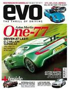 EVO Car Magazines