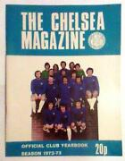 Chelsea Yearbook