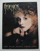 Stevie Nicks Tour Book