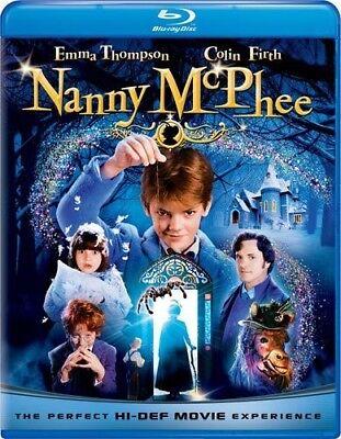 Nanny McPhee [New Blu-ray] Ac-3/Dolby Digital, Dolby, Dubbed, Digital Video Se