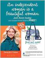 JOIN AVON TODAY!!