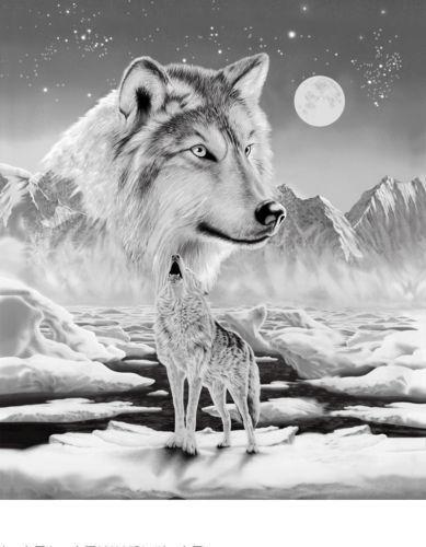 Wolf Bedding Ebay