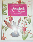 Reader's Digest Weekly Magazine Back Issues in English