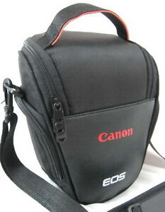 Camera Case Bag for Canon DSLR EOS 1000D 1100D 600D 550D 60D 450D 40D 7D 5D