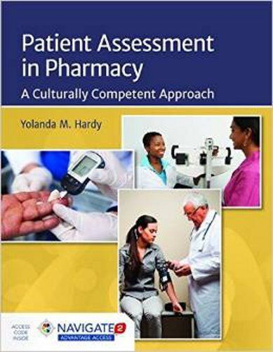 Patient Assessment in Pharmacy: A Culturally Competent Approach - with free eboo