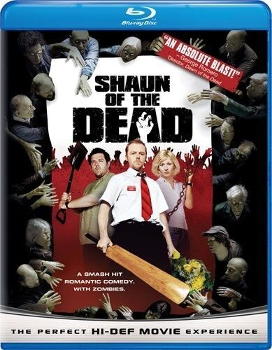 Shaun of the Dead [$5 Halloween Candy Ca (2011, REGION A Blu-ray New) BLU-RAY/WS