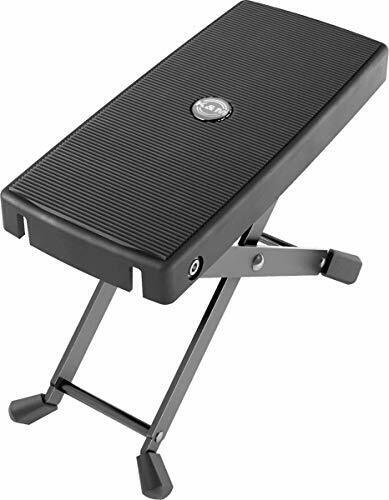 K&M Stands K&M - Featherweight Foot Rest (14640.000.55)