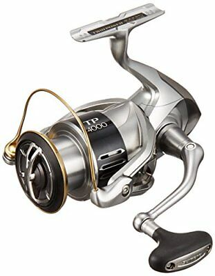 New SHIMANO Fishing Reel 15 twin power 4000PG from Japan
