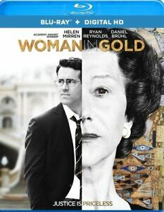 Woman In Gold Blu-ray + Digital