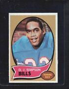 OJ Simpson Card