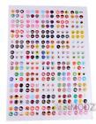 Cute iPhone Home Button Sticker
