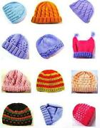 Beanie Knitting Pattern