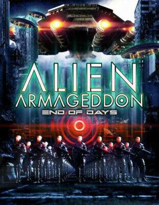 Alien Armageddon [New DVD]
