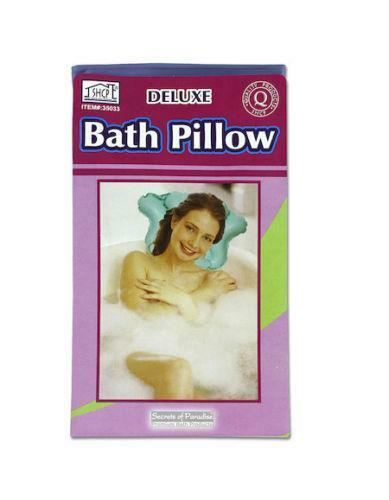 Inflatable Bath Pillow Ebay