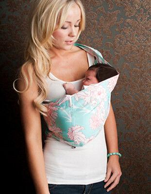 New Seven Slings Newport Baby Carrier Sling Infant Newborn Multiple Sizes