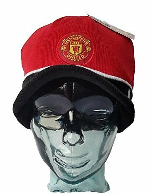 Manchester United Beanie - Manchester United Official Beanie 007