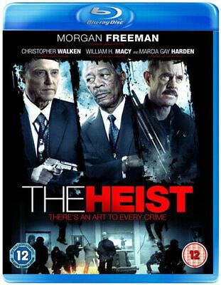 The Heist [Blu-ray]