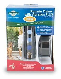 Petsafe Remote Trainer with Vibration Plus - New in Box