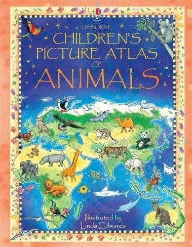Kinder Picture Atlas of Tieren by Hazel Maskell (Hardcover) 9781409544814