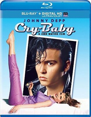 Cry Baby  Blu Ray Used Very Good