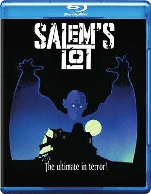 SALEM'S LOT New Sealed Blu-ray Complete 1979 TV Miniseries Stephen King