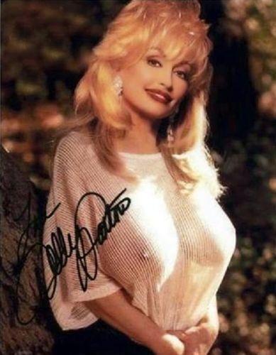 Dolly Parton Movie & Television Sensation Hazey High Gloss 8.5x11 Photo