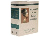 Civilizations of the Ancient Near East: v. 1 & 2 by Jack M. Sasson Brand New 3024 pages