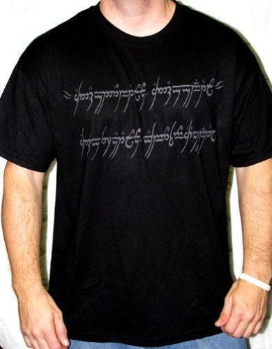 94276915 Lord of The Rings Shirt | eBay