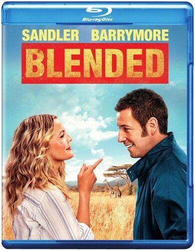 Blended [new Blu-ray] With Dvd, Full Frame, Subtitled, Ac-3/dolby Digi