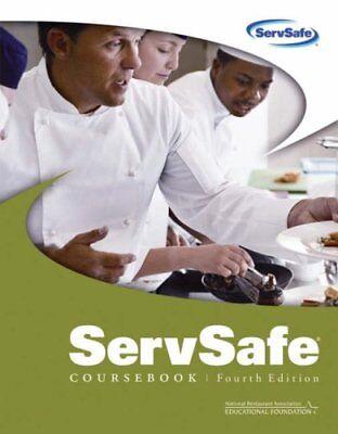 Servsafe Coursebook  With The Online Exam Answer V