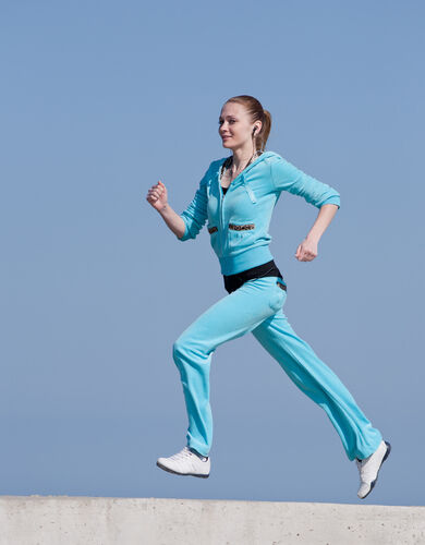 Nehmen Sie's sportlich: Trainingsanzüge für alle Lebenslagen