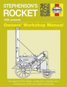 New Stephenson's Rocket Manual