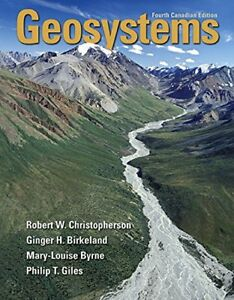 Geosystems: An Introduction to Physical Geography (Used)