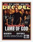 Lamb of God Signed