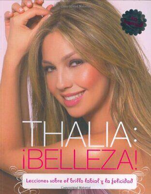 Thalia   Belleza   Spanish   Lecciones sobre el lapiz labial y la fel segunda mano  Embacar hacia Mexico