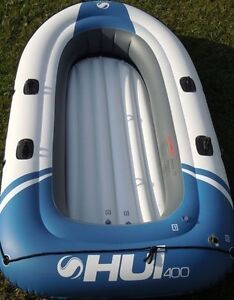 Sevylor HUI 400 Inflatable 4 person boat - NEW!