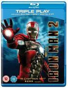Iron Man 2 Blu Ray