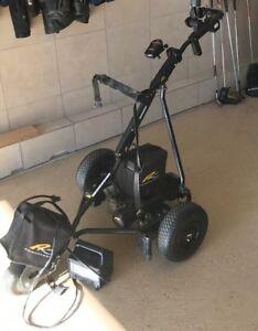 Charriot de golf électrique