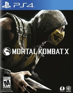 Mortal Kombat X for ps4