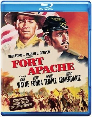 Fort Apache [New Blu-ray]