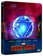 Iron Man Blu Ray