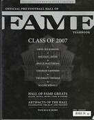 Pro Football Hall of Fame Program