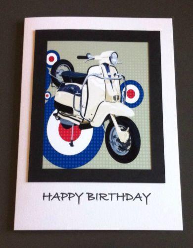 Lambretta Cards Ebay
