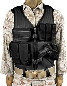 Blackhawk-Omega-Elite-Vest-Cross-Draw-Pistol-Mag-Right-Hand-Black