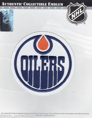 Oilers 30th anniversary patch game dance for Number one online shopping site