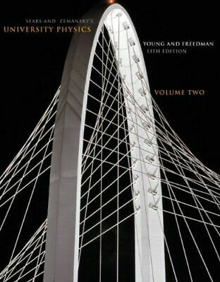 Sears and Zemansky's University Physics, Vol. 2, 13th Edition Paperback (University Physics 13th Edition)