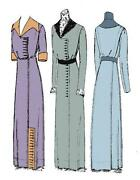 Edwardian Dress Pattern