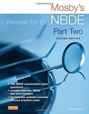 Mosbys Review For The Nbde Part Ii 2Nd Intl Edition