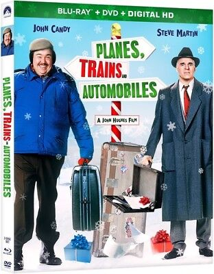 Planes, Trains and Automobiles [New Blu-ray] With DVD, Anniversary Ed,