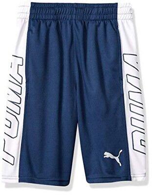 New Puma Big Boys Hux Shorts Choose Size Athletic Wear MSRP $28